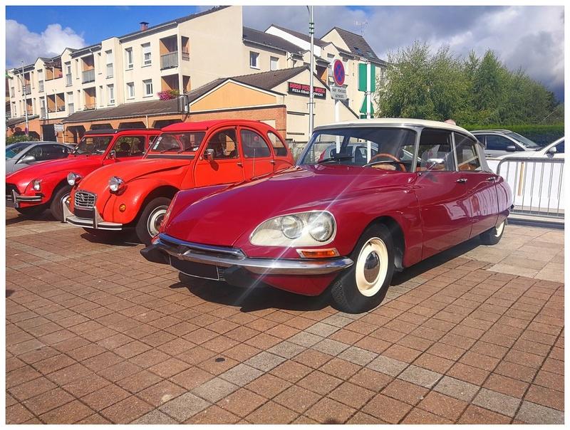 Photos Exposition de voitures anciennes de toutes marques ( Le 09/09/2017 ) Photo10