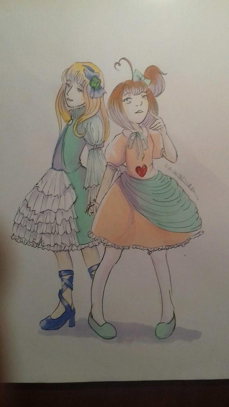 [Dessins] les petits dessins de kei  - Page 2 22047410