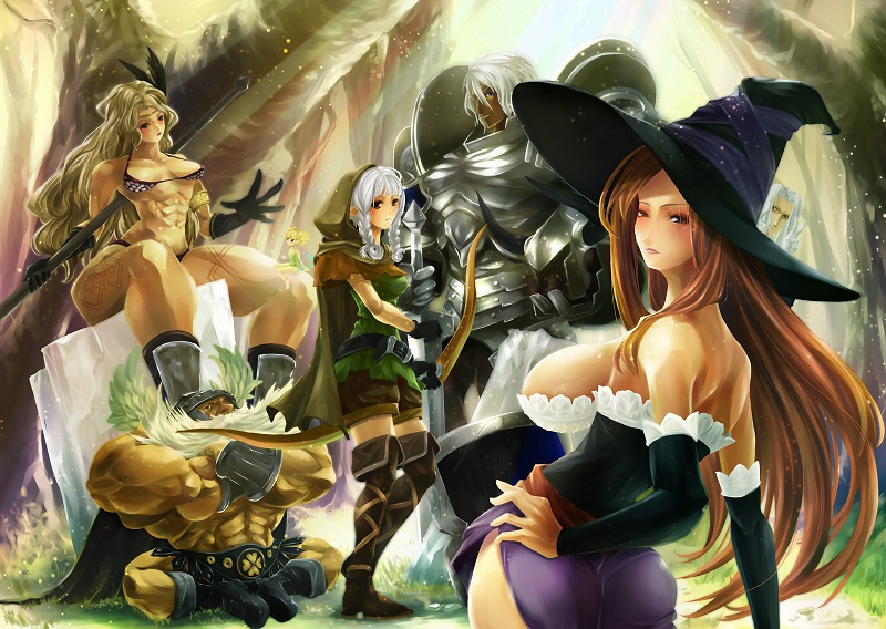 Hinata Chronicles - As Duas Espadas (somente leitura) Dragon11