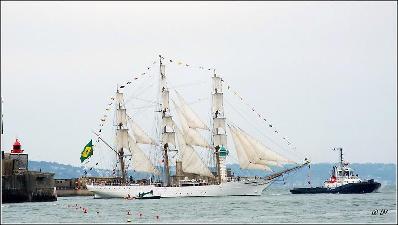 [ Marine à voile ]  Les grandes   voiles  au Havre Dscf2514