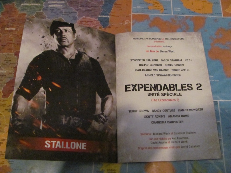 DVD/ Blu-Ray Expendables 2 - Page 10 Img_0614