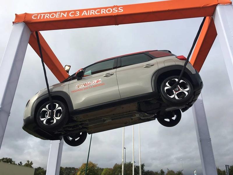 2017 - [Citroën] C3 Aircross [A88] - Page 12 22281810