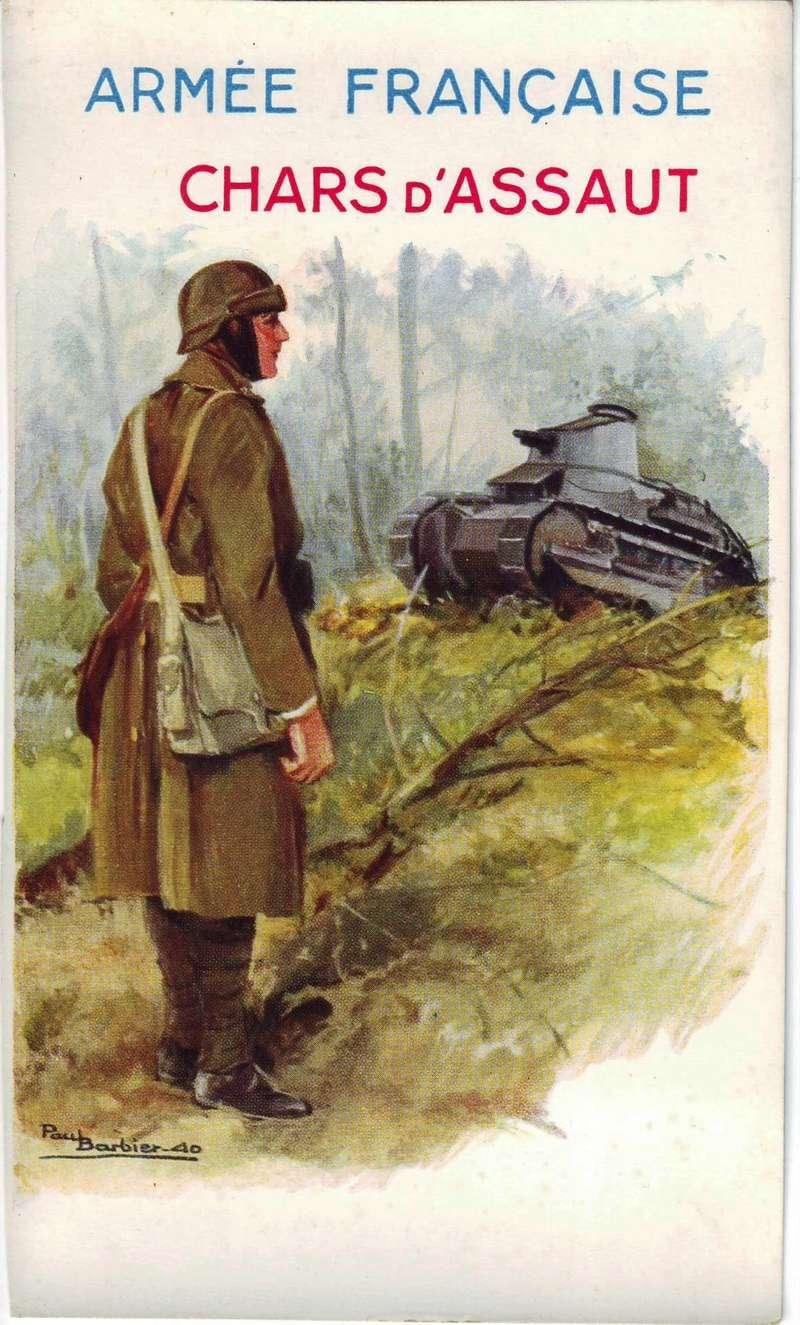 Les Cartes Postales 1940 de Paul Barbier Carte_28