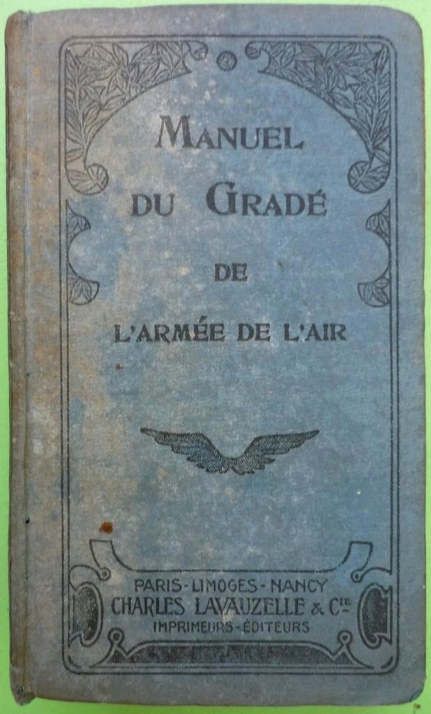 Manuel du Gradé de l'Armée de l'Air - Edition 1934 Manuel10