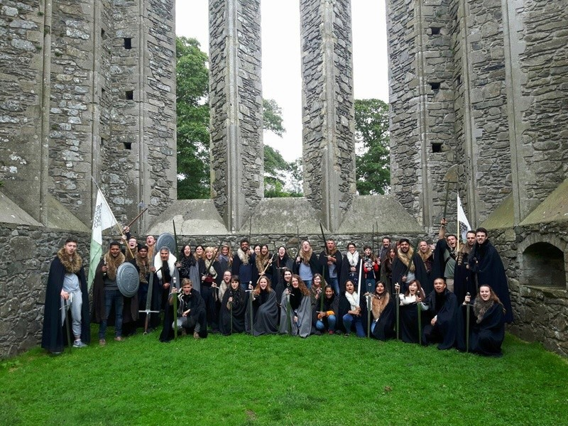 Game of thrones tour Groupe11