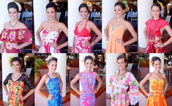 Miss Tahiti 2017 - Turouru Temorere 32937010