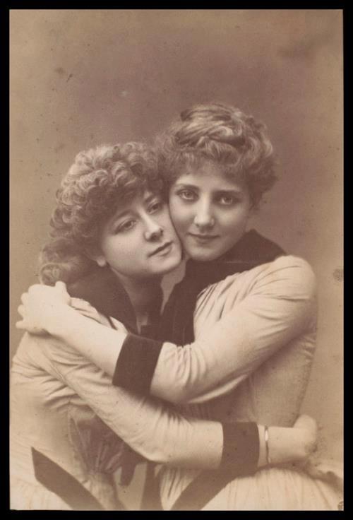 Fotos antiguas - Página 3 Lesbia12