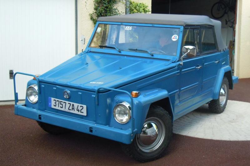 Vends VW 181 de 1975, parfait état Iphone10