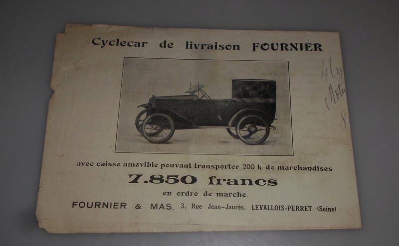 Cyclecar utilitaire - Page 4 Fourni12