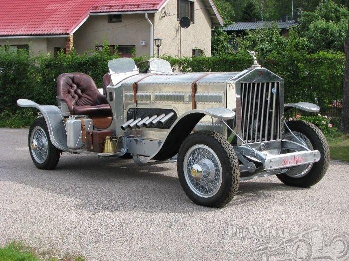 Musée des horreurs et délires automobiles Rolls_10