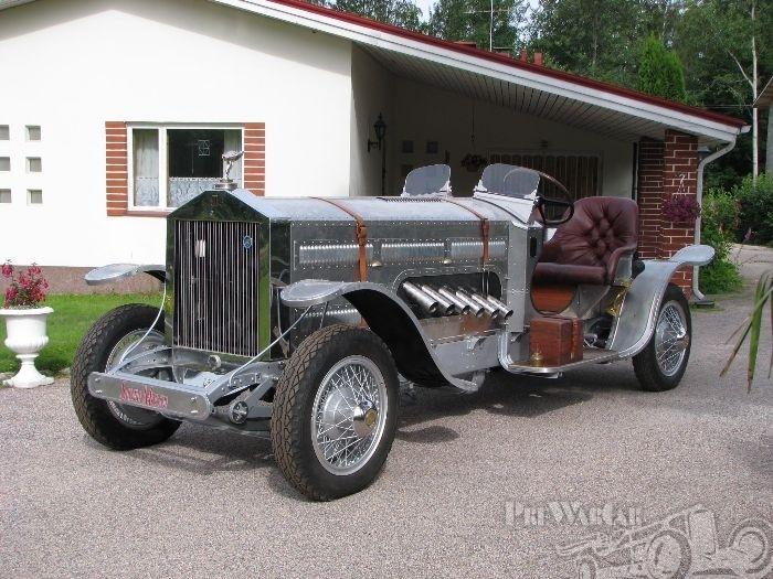 Musée des horreurs et délires automobiles Rolls_11