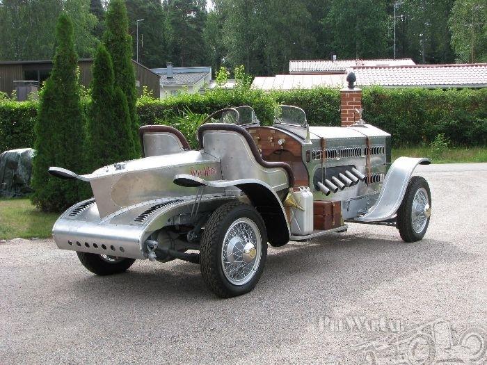 Musée des horreurs et délires automobiles Rolls_12