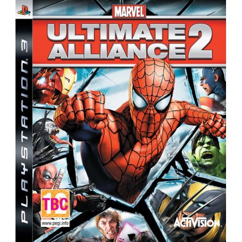 Marvel Ultimate Alliance 1 et 2 [PS2, PS3, PSP] Mua210