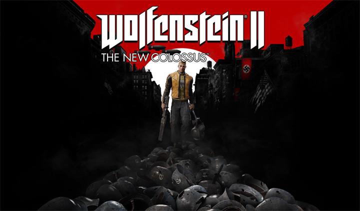 The Wolfenstein II The New Colossus (PS4 / Xone / PC / Switch) Header11