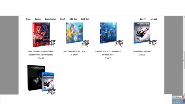Limited Run Games et autres éditeurs d'indies - Page 18 Magoui10