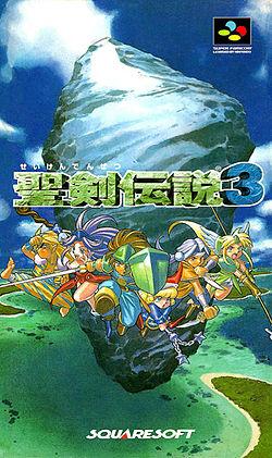 """[PS4] Secret of Mana """"remake"""" Seiken10"""