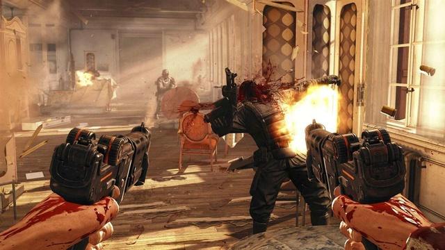 The Wolfenstein II The New Colossus (PS4 / Xone / PC / Switch) Wolfen12