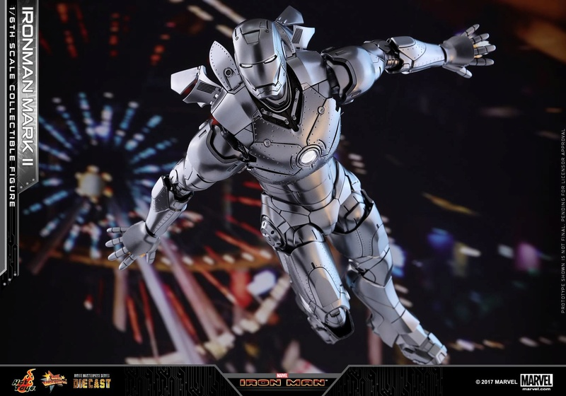 IRON MAN - MARK II Diecast (oui, encore!) 20248310