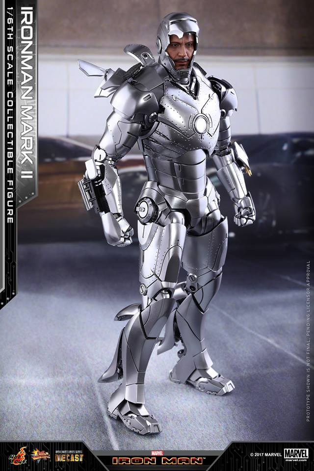 IRON MAN - MARK II Diecast (oui, encore!) 20292610