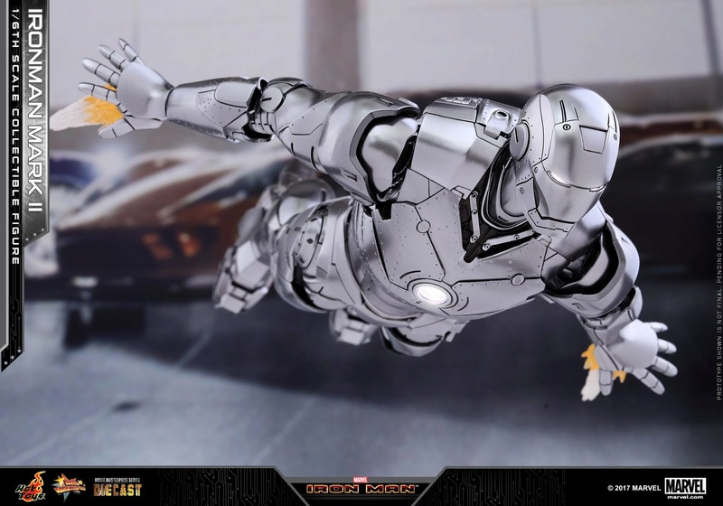 IRON MAN - MARK II Diecast (oui, encore!) 20368710