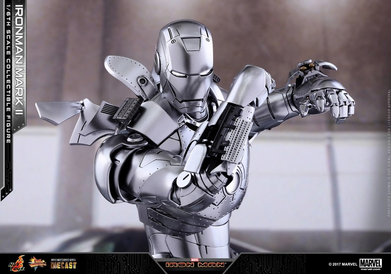 IRON MAN - MARK II Diecast (oui, encore!) 20369710