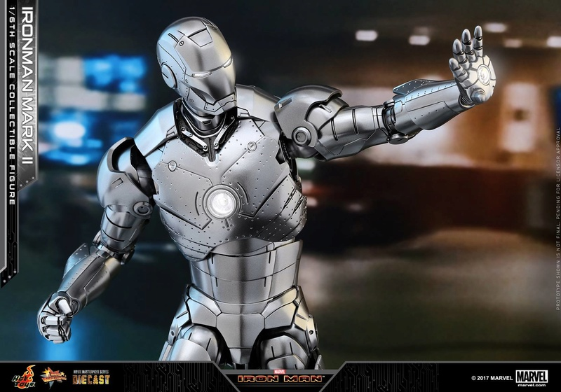 IRON MAN - MARK II Diecast (oui, encore!) 20423910