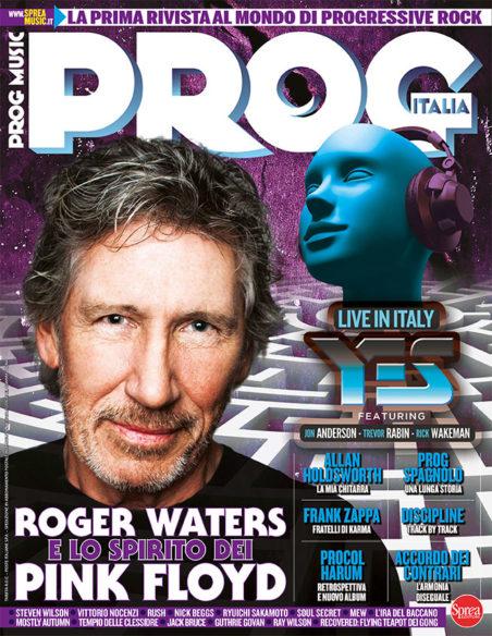 Esce in edicola: PROG ITALIA Magazine. Cop_0010