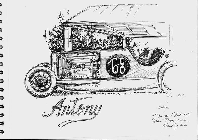 Chantilly Arts & Elégance 2017 Antony11