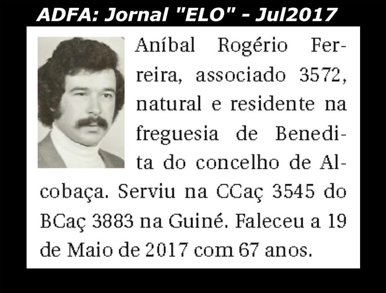 Notas de óbito publicadas no jornal «ELO», da ADFA, de Julho de 2017 Anybal10