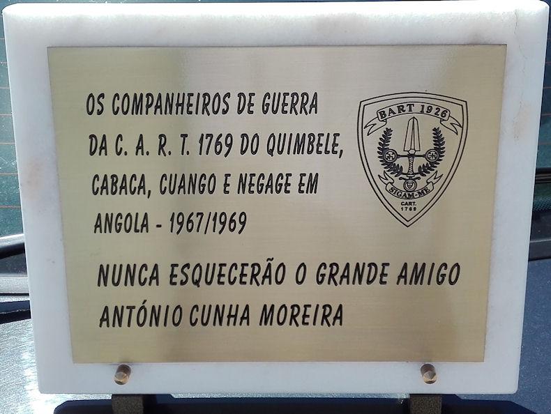Faleceu o veterano António da Cunha Moreira, Soldado, da CArt1769/BArt1926 - 30Jul2016 Img_2010