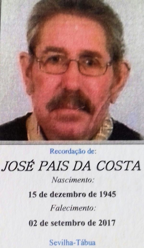 Faleceu o veterano José pais da Costa, Soldado de Infantaria, da CCac1683/BCac1911 - 02Set2017 Josy_p10