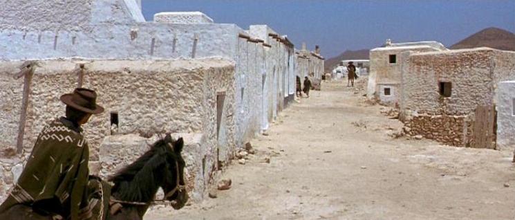 desert de Tabernas , que sont devenu les lieux de tournage 2010-110