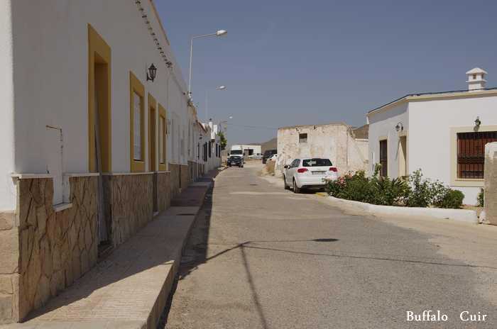 desert de Tabernas , que sont devenu les lieux de tournage Almeri11