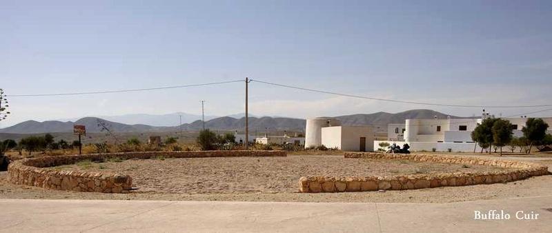 desert de Tabernas , que sont devenu les lieux de tournage Almeri12