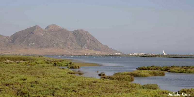 desert de Tabernas , que sont devenu les lieux de tournage Almeri14