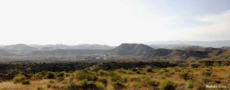 desert de Tabernas , que sont devenu les lieux de tournage Almeri15