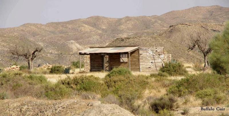 desert de Tabernas , que sont devenu les lieux de tournage Almeri16