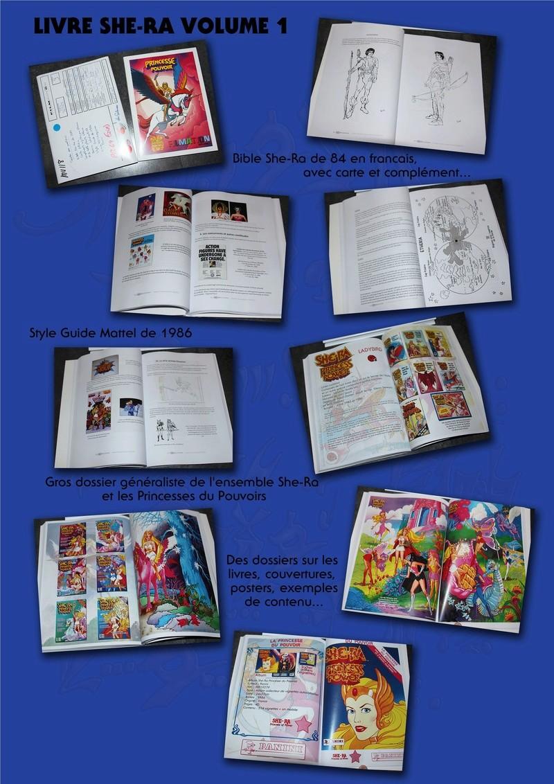 Livre Filmation Bible 82, Guide 82 et Style Guide 83 Pub_p210