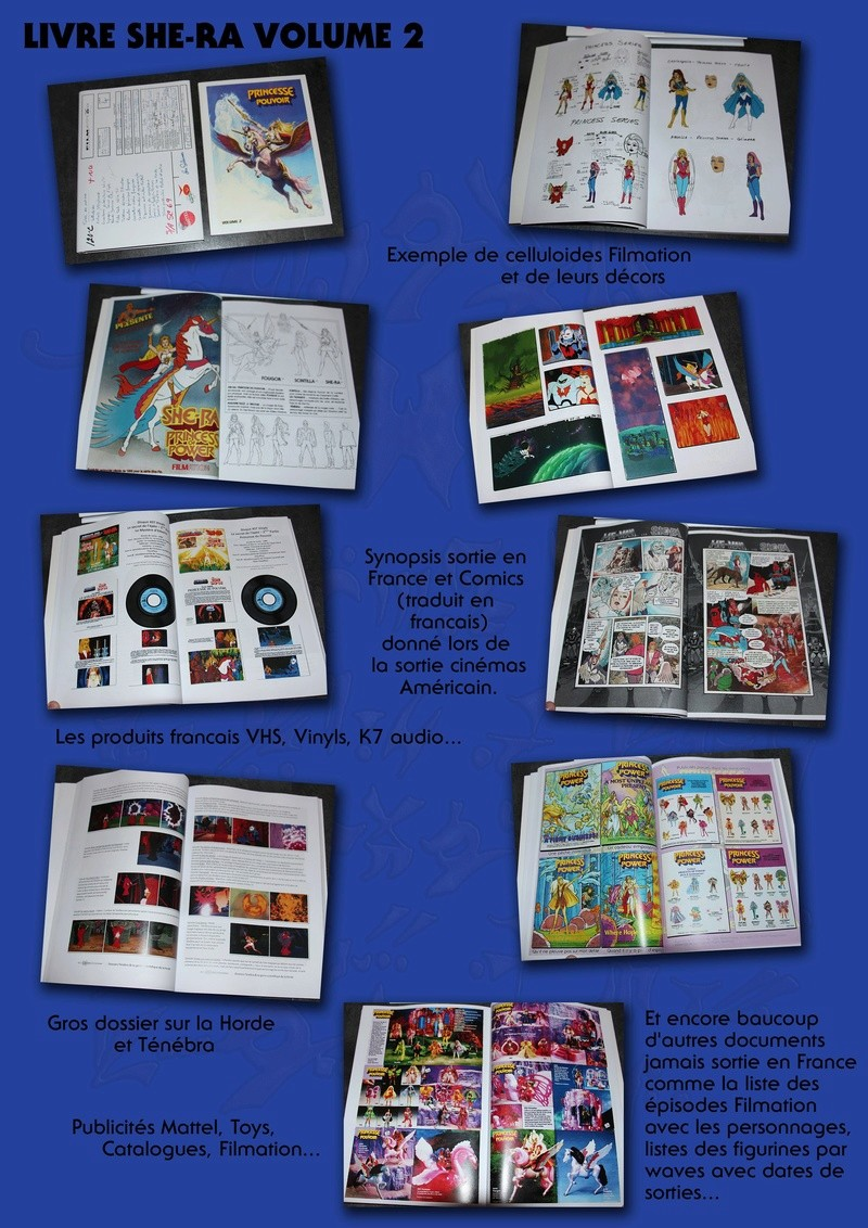 Livre Filmation Bible 82, Guide 82 et Style Guide 83 Pub_p310