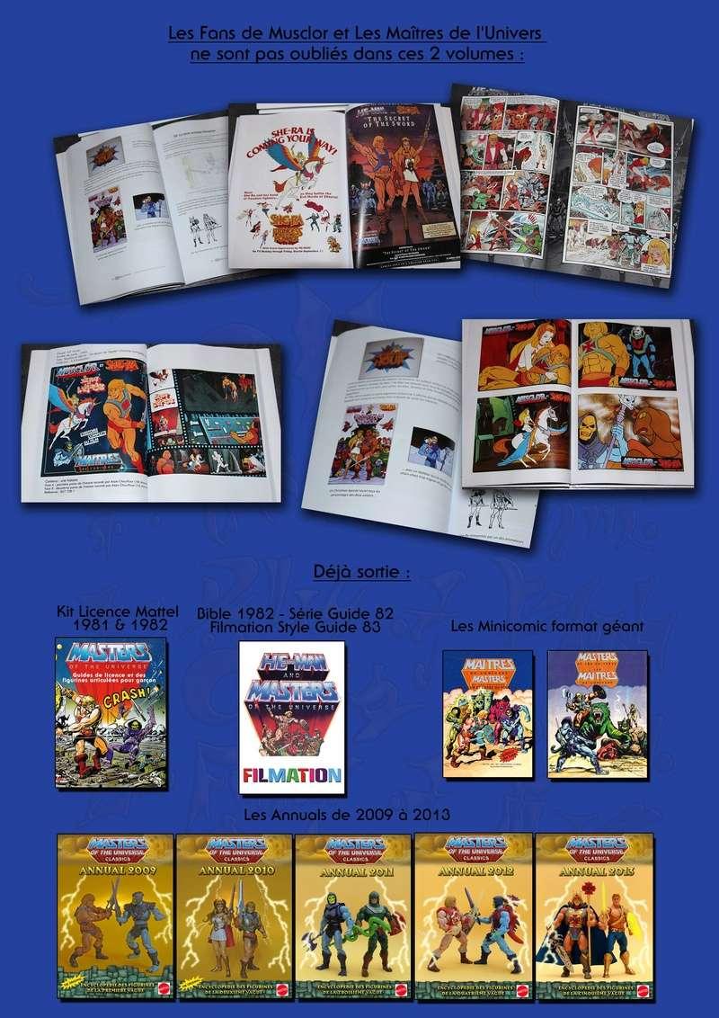 Livre Filmation Bible 82, Guide 82 et Style Guide 83 Pub_p510