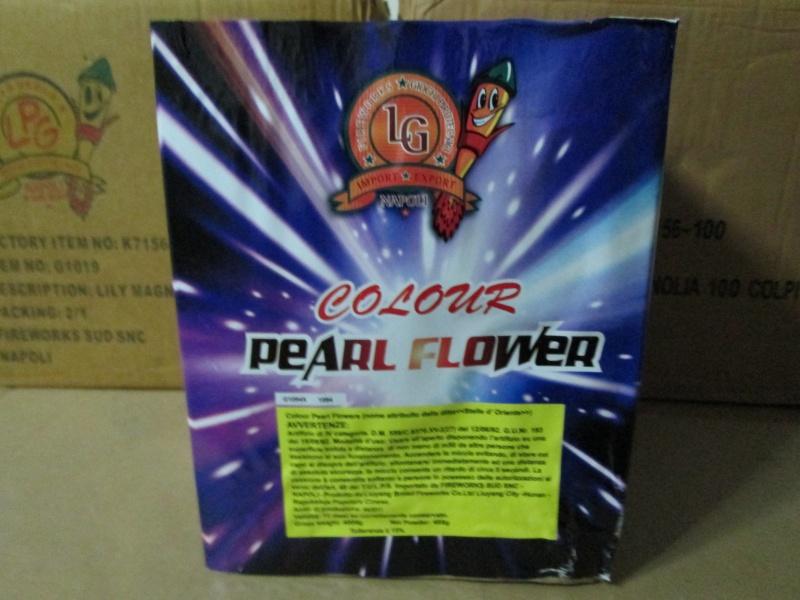 Art.G1094X Colour Pearl Flower 00110
