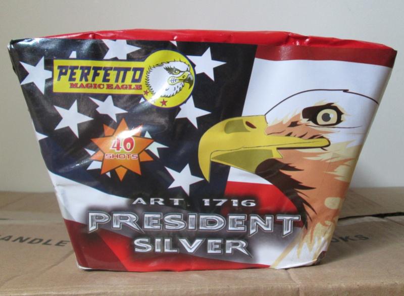 Art.1716 President Silver 00316