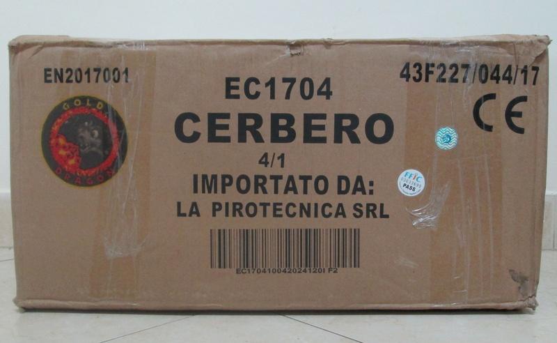 CERBERO Cerber10