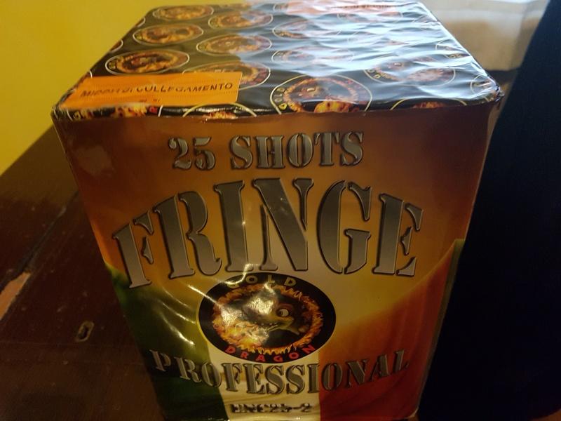 FRINGE PROFESSIONAL Fringe10