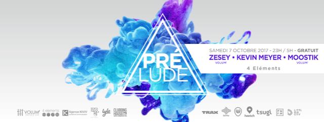 Prélude: House - sam. 7 octobre - 4 Eléments (Paris 11) Prelud10