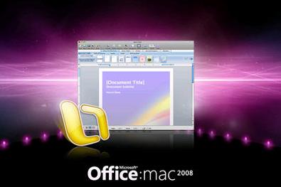 Microsoft Office 2008 mac Screen10