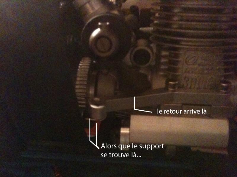Encore un petit problème... Renvoi/Linkage/Bras/Revo Photo_10