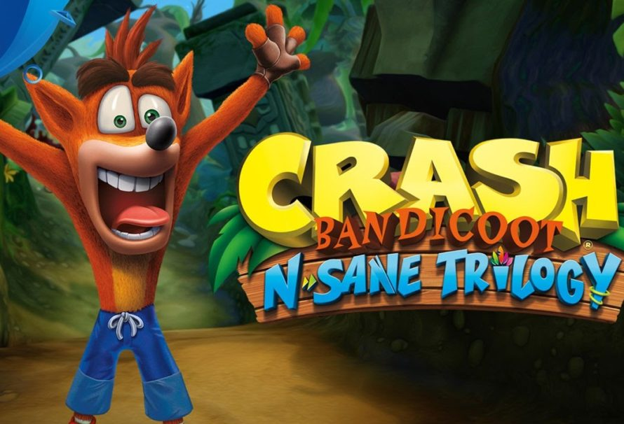 Crash Bandicoot N. Sane Trilogy (PS4 / Xone / Switch) Crash-10