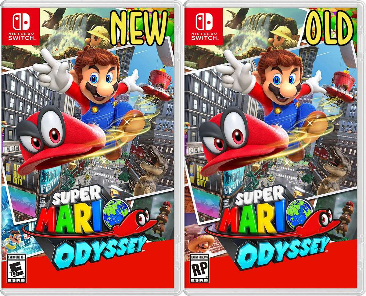 Super Mario Odyssey (Switch) Super-10