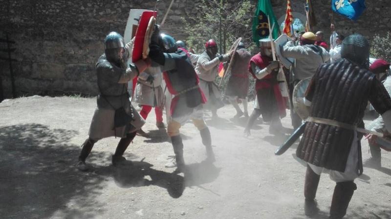 Anento GUERRA DE LOS DOS PEDROS 1410
